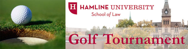 Hamline University Alumni Golf Tournament